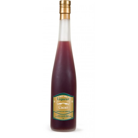 VERTE VALLEE - Liqueur Cacao - Guadeloupe