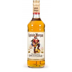 CAPTAIN MORGAN - Original Spiced Gold, rhum épicé 70cl 35° - Jamaïque
