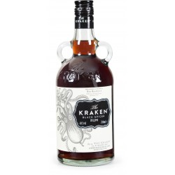 THE KRAKEN - Black Spiced Rum - Caraïbes