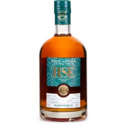 HSE - Single malt finish Islay 2005, rhum extra vieux agricole 50cl 44° - Martinique