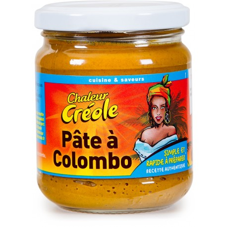 recette pate a colombo