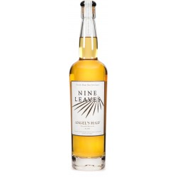 NINES LEAVES - Angel's Half French Oak cask, rhum vieux 50° - Japon