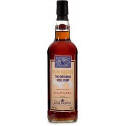 RUM NATION - The Original Still Rum, rhum vieux 70cl 40° - Panama