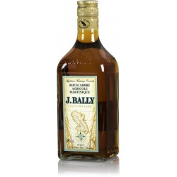 J.BALLY - rhum ambré 70cl 45° - Martinique