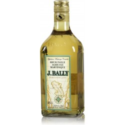 J.BALLY - rhum paille 70cl 40° - Martinique