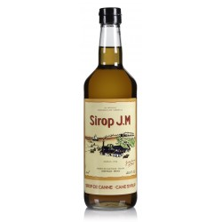 JM - Sirop de sucre de canne 70cl - Martinique