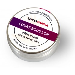 EPICES KARINA - Court Bouillon Antillais - 30g