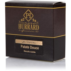PLACE HURRARD - Otantiks Patate Douce -70g- Martinique