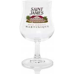 SAINT JAMES - 6 verres à cocktail Tulipe 36cl - Martinique