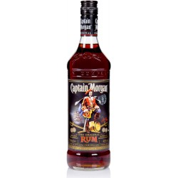 CAPTAIN MORGAN - Black Original, rhum épicé 70cl 40° - Jamaïque
