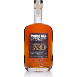MOUNT GAY - Extra old, rhum ambré, 70cl 43° - Barbade