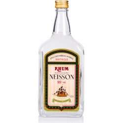 NEISSON - rhum blanc 1L 55°- Martinique