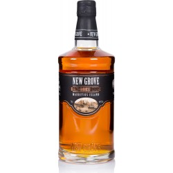 NEW GROVE - Oak Aged Of, rhum ambré, 70cl 40° - Ile Maurice