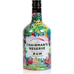 CHAIRMAN'S RESERVE -Original Art Edition-70cl -40°