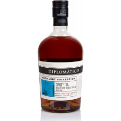 DIPLOMATICO -Distillery Collection n°1 Batch Kettle -70cl-47°