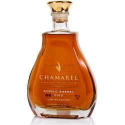CHAMAREL - Single Barrel 2010, rhum vieux 70cl 45° - Ile Maurice