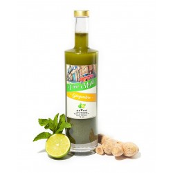 VIVA MOJITO - Base de cocktail mojito Gingembre - 35cl