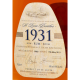 SANTA LUCIA 1931 - 1ère Edition celebrating 80 years, rhum vieux 70cl 43° - Sainte Lucie