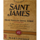 SAINT JAMES - Cubi Royal Ambré 3L 45°, rhum ambré agricole AOC - Martinique